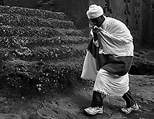 Meskel in Lalibela