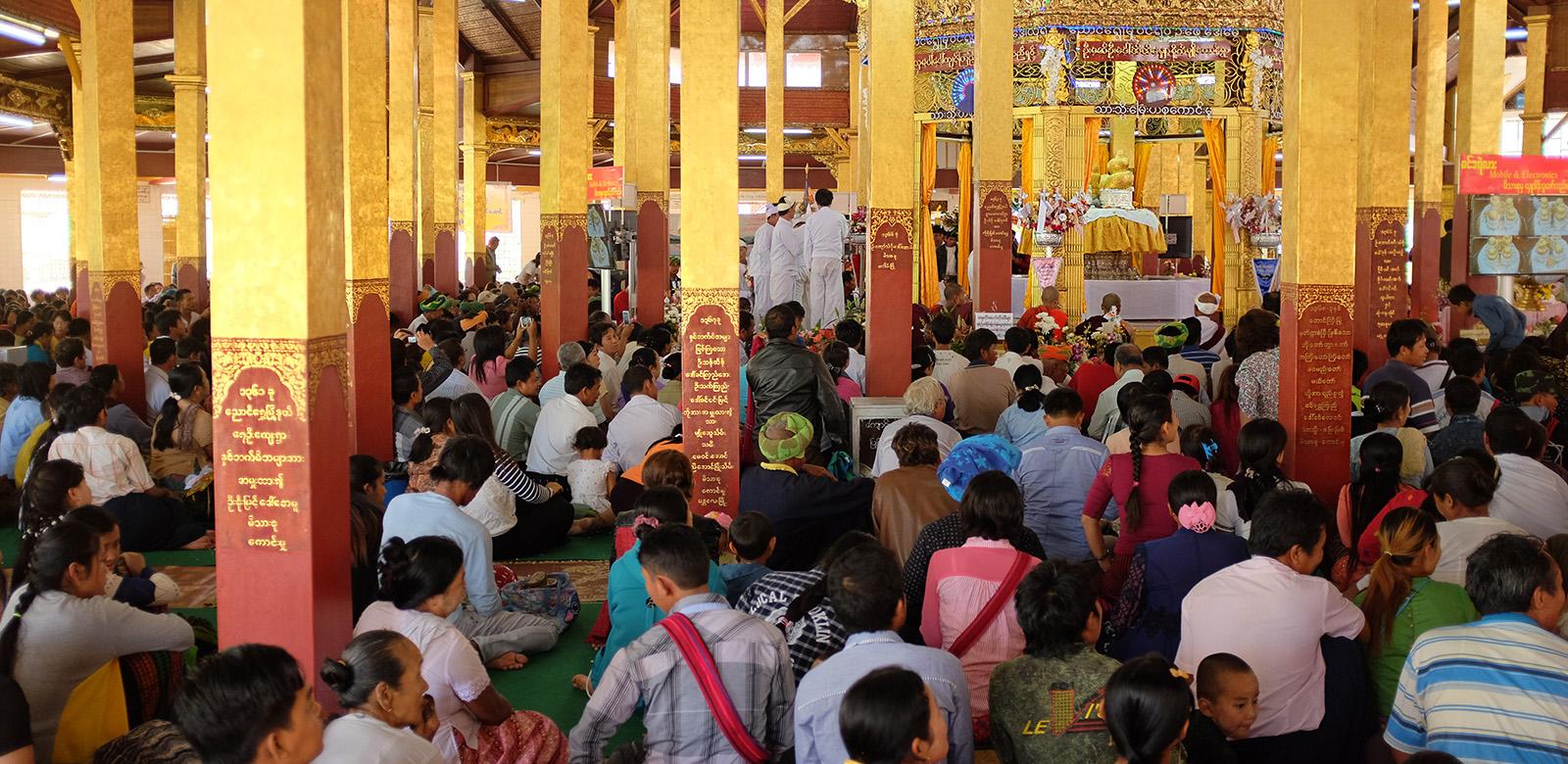Pagoda festival